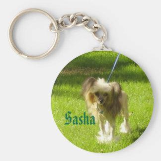 The Sasha Keychain
