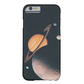 The Saturnian System Barely There iPhone 6 Case