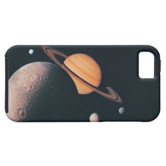 The Saturnian System iPhone SE/5/5s Case