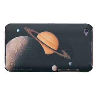 The Saturnian System iPod Case-Mate Case