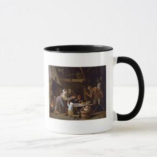 The Satyrs and the Family Mug