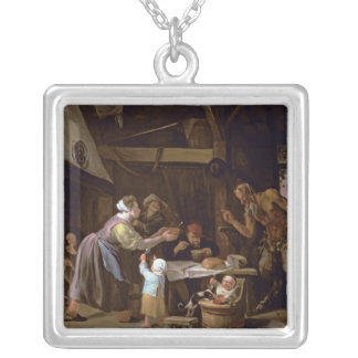 The Satyrs and the Family Necklace