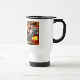 The Save Mother Earth Travel Mug