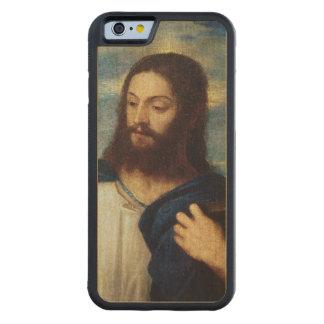 The Saviour, c.1553 Carved Maple iPhone 6 Bumper Case