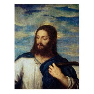 The Saviour, c.1553 Postcard