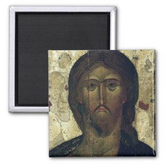 The Saviour, early 14th century Fridge Magnets
