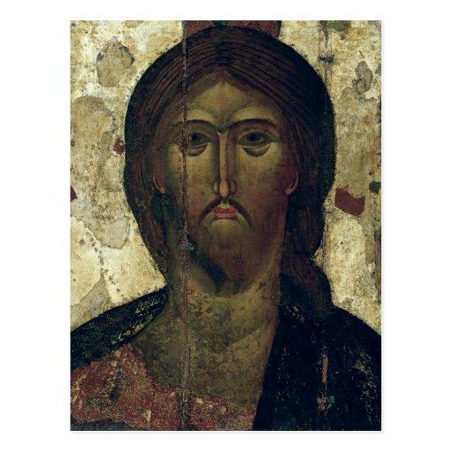 The Saviour, early 14th century Postcard