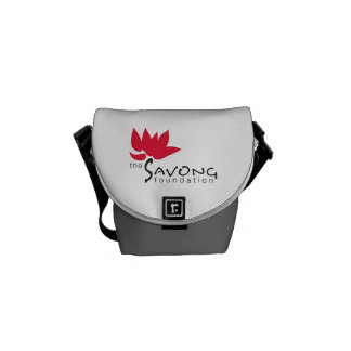 The Savong Foundation Messenger Bag