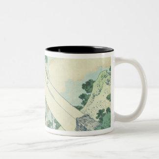 The Sawyers, 1729 Two-Tone Coffee Mug