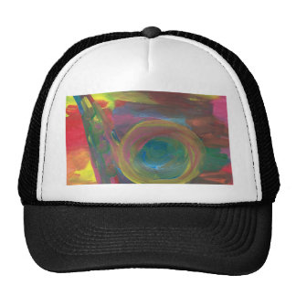 """The Sax"" Inspiration was New Orleans Jazz Trucker Hat"