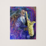 The Sax Player puzzle