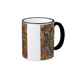 The Sax Player Ringer Mug