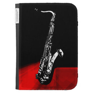 The Saxophone Cases For Kindle
