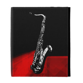 The Saxophone iPad Folio Cover