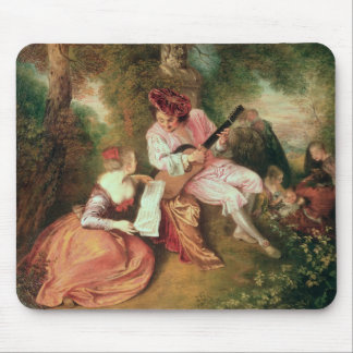 The Scale of Love, 1715-18 Mouse Pad