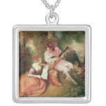 The Scale of Love, 1715-18 Pendant