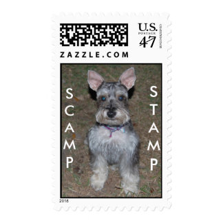 The Scamp Stamp