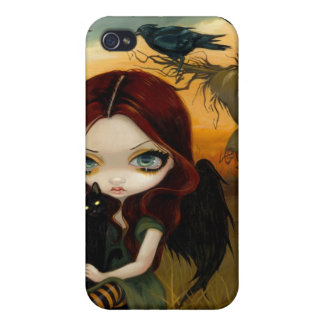 """The Scarecrow"" iPhone 4 Case"