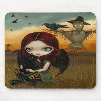 """The Scarecrow"" Mousepad"