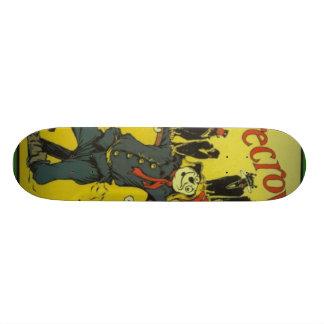 the scarecrow of oz skateboard