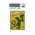 The Scarecrow Of Oz Stamp