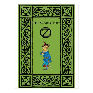 The Scarecrow Postcard