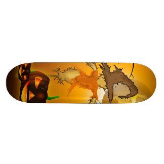 The Scarecrow Skate Decks
