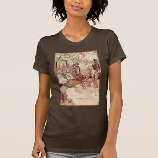 The Scarecrow's Queer Mansion Tee Shirt