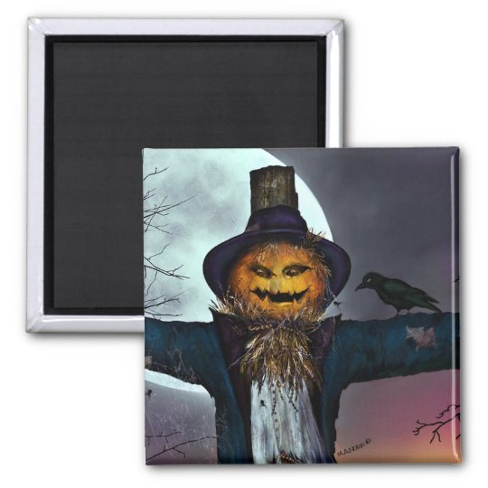 The Scarerow magnet