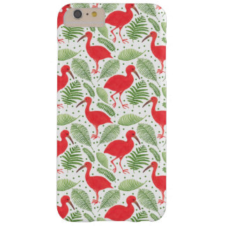 The Scarlet Ibis Barely There iPhone 6 Plus Case
