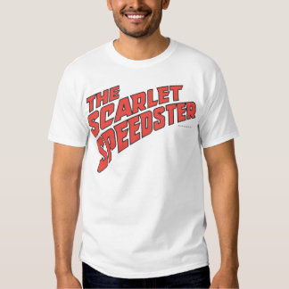 The Scarlet Speedster Logo T Shirt