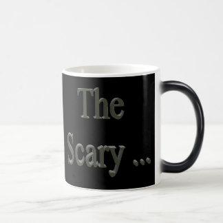 The Scary ... Customize me! :) Magic Mug