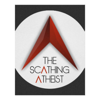 The Scathing Atheist Letterhead