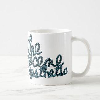 """""""The Scene Aesthetic"""" Coffee Mug"""
