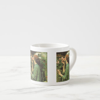 The Scent of Roses Espresso Cup