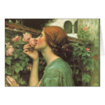 The Scent of Roses Greeting Card