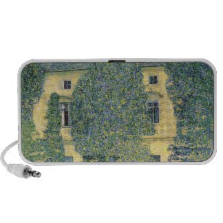 The Schloss Kammer on the Attersee III, 1910 iPhone Speaker