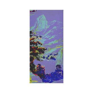 The_Schmitz-Horning_Co-Sierras (Modified) Canvas Print