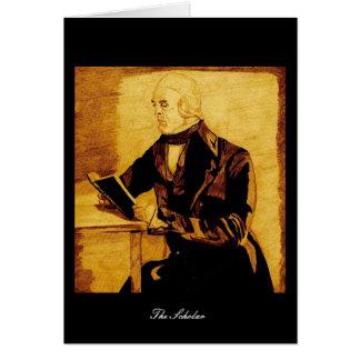 The Scholar Card