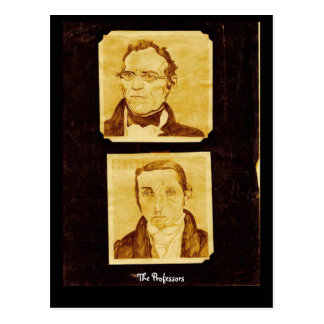 The Scholars Postcard