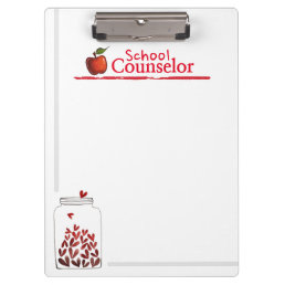 The School Counselor's Clipboard
