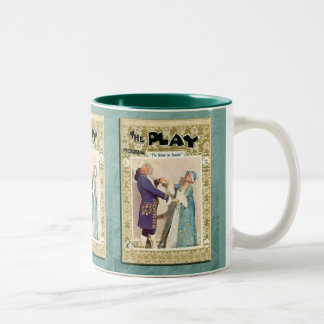 The School for Scandal Two-Tone Coffee Mug