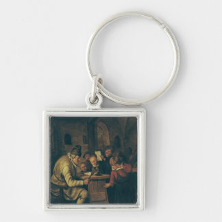 The School Master, 1626-79 Key Chains