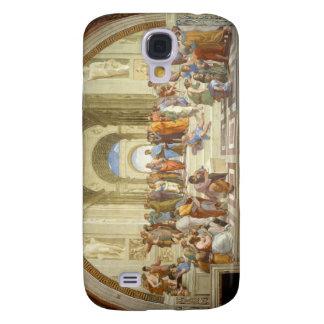The School of Athens Fresco by Raffaello Sanzio Samsung Galaxy S4 Cover