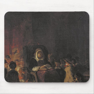 The Schoolmistress Mouse Pad