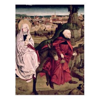 The Schotten altarpiece Postcard