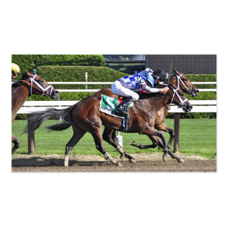 The Schuylerville Stakes Business Card