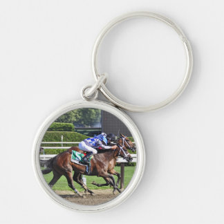 The Schuylerville Stakes Keychain