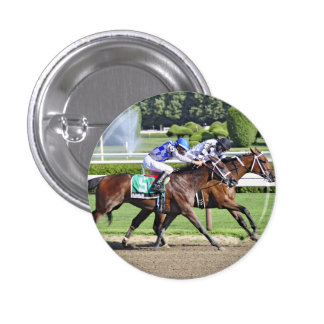 The Schuylerville Stakes Pinback Button