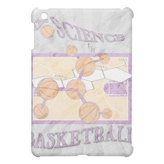 the science of basketball iPad mini case